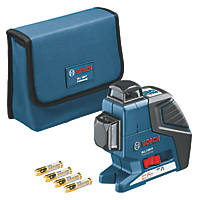 Bosch GLL2-80PBMCC Self-Levelling Laser Kit