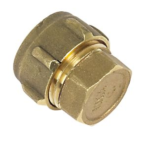 Conex Stop End 323 15mm Pack of 10