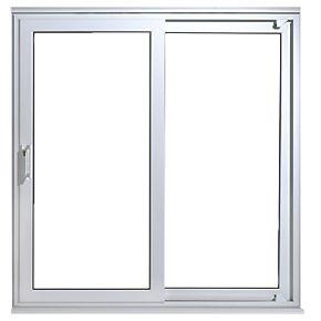 Euramax upvc 7ft patio door non handed 2090 x 2090mm for Upvc french doors 1190 x 2090