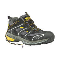 DeWalt Cutter Safety Trainers Grey / Black Size 8