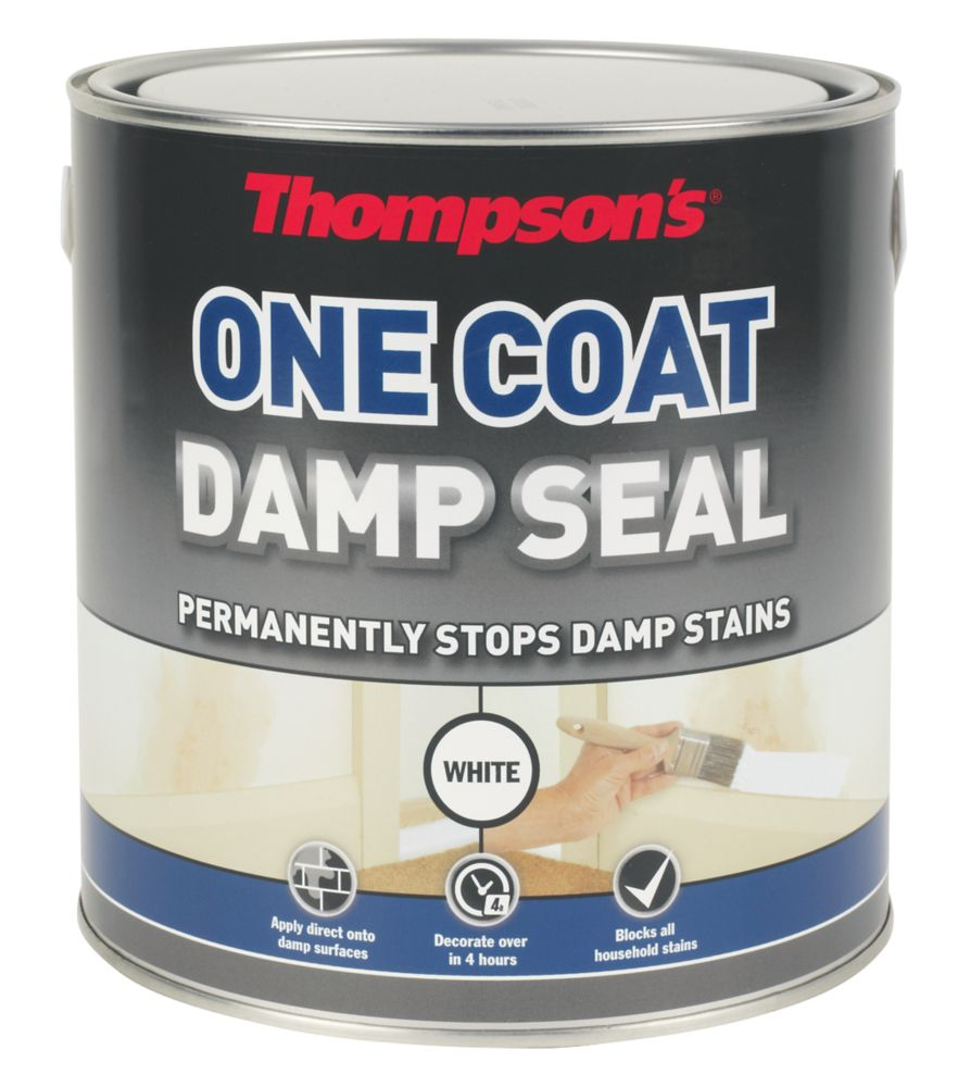Thompson's One Coat Damp Seal 2.5Ltr