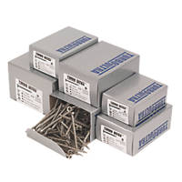 TurboUltra Woodscrews Trade Pack Double Self Countersunk 1000 Pcs