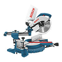 Bosch GCM 10 S 254mm Single-Bevel Sliding  Mitre Saw 110V