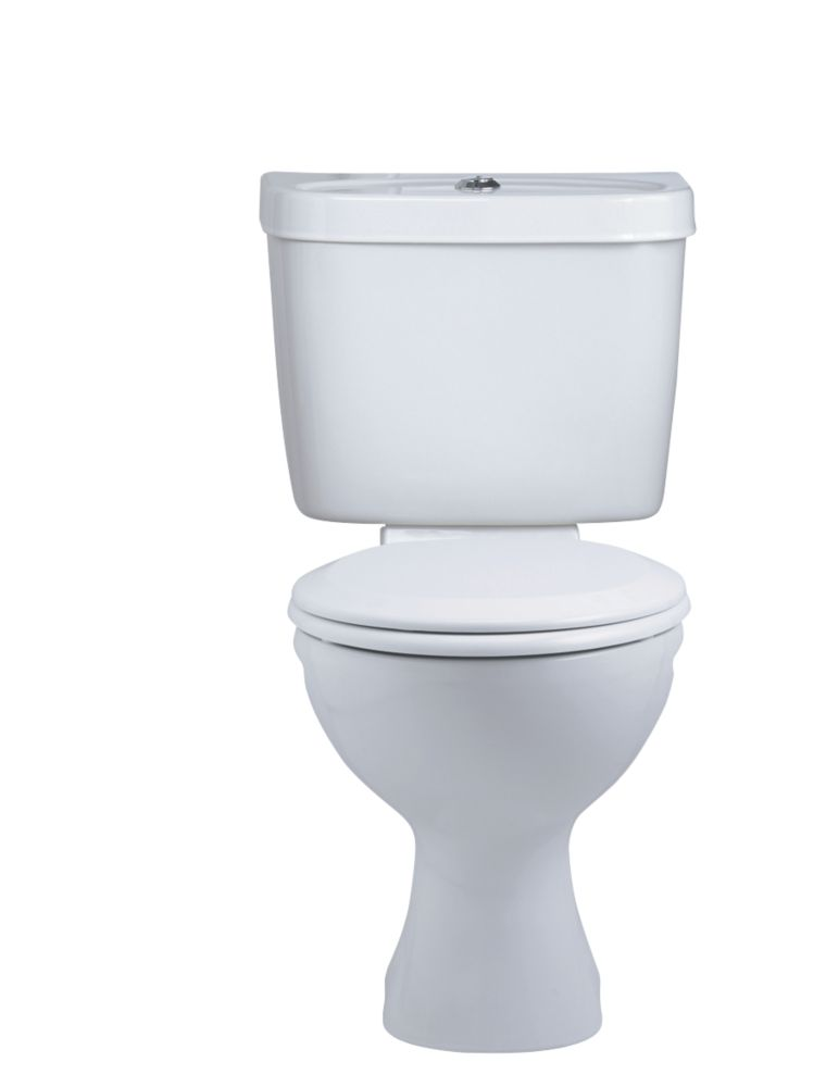 Armitage Shanks Sandringham Close Coupled Toilet 6Ltr