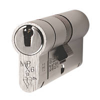 Eurospec Master Keyed Euro Cylinder Lock 45-50 (95mm) Polished Chrome