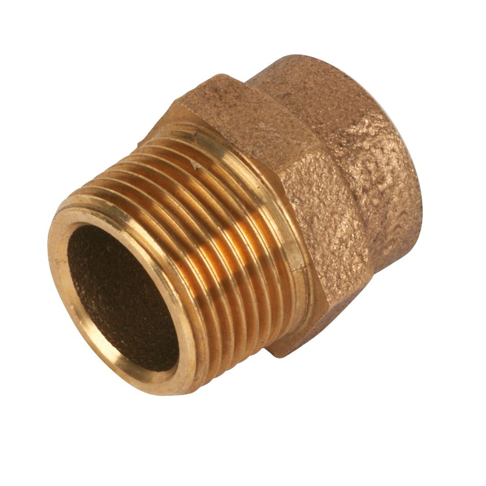 Yorkshire Endex Male Coupling N3 22mm x ¾""