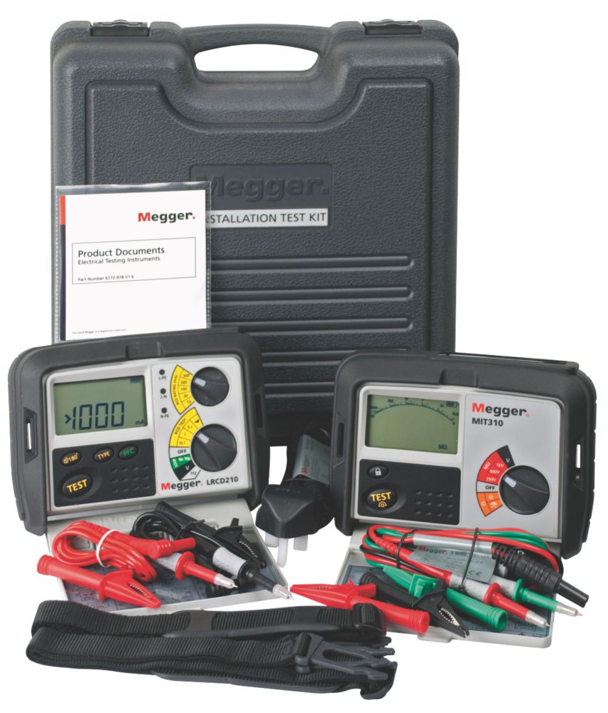 Megger Part P Test Kit