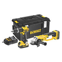 DeWalt DCK286M2-GB 18V 4.0Ah Li-lon XR Cordless Twin Pack