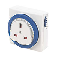 Plug-In Compact Timer