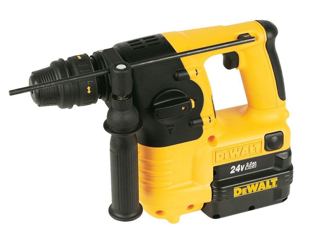 DeWalt DC223KA 3.8kg SDS Plus Drill 24V
