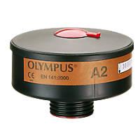 JSP Force 12 DIN Thread Filter Cannisters A2 3 Pack