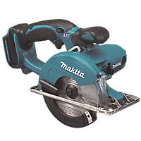 Makita DCS550Z 136mm 18V Li-Ion Cordless Metal-Cutting Saw - Bare