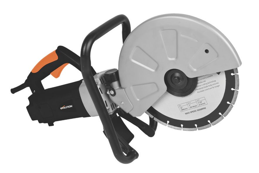 Evolution Electric 305mm Disc Cutter 110V