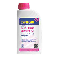 Fernox F2 Central Heating Boiler Noise Silencer 500ml
