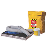 Lubetech 15Ltr Maintenance Spillage Absorbing Kit