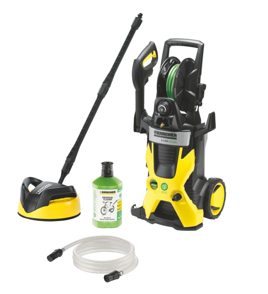 Karcher K5 Premium Eco Home 145bar Pressure Washer 2.1kW 240V