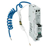 MK Sentry 32A 30mA SP Type B Curve RCBO
