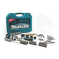 Makita Power Tool Accessory Set 120 Pieces