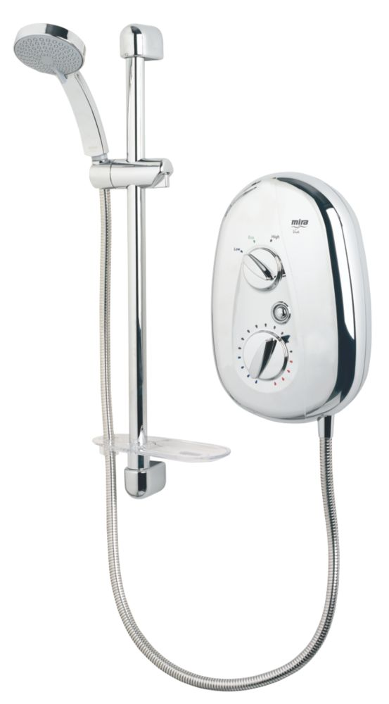 Mira Vie Electric Shower Chrome 8.5kW