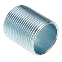 Deta BZP Metal Nipples 25mm Pack of 10