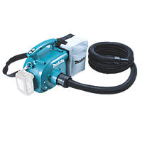 Makita DVC350Z 18V Li-Ion LXT Portable Cordless Dust Extractor - Bare