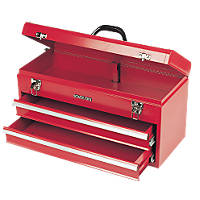 """Stack On 2 Drawer Tool Chest 20"""" 510×220×260"""