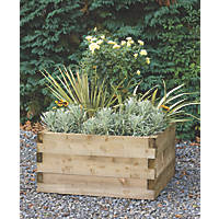 Forest Square Caledonian Raised Bed  900 x 900 x 450mm