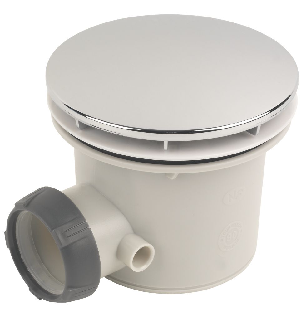 Wirquin Pro Tourbillon Shower Waste 90mm