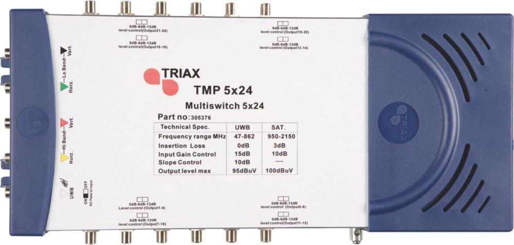 Triax Multi-Switch 24-Way