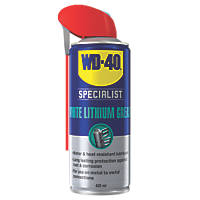 WD-40 Specialist White Lithium Grease 400ml