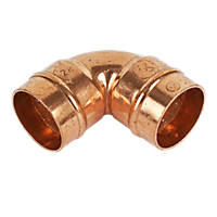 Yorkshire YP12 Solder Ring Elbow 28mm x 28mm
