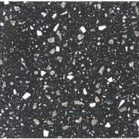 Apollo Slab Tech Black Rose Splashback 500 x  x 20mm