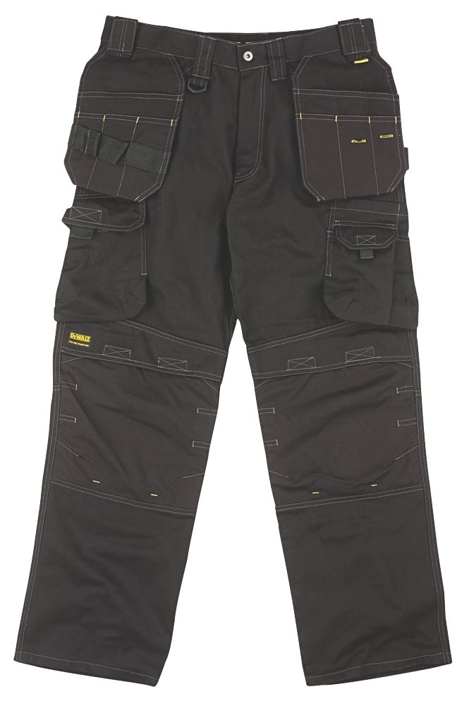 "DeWalt Pro Tradesman Work Trousers 36"" W 31"" L"