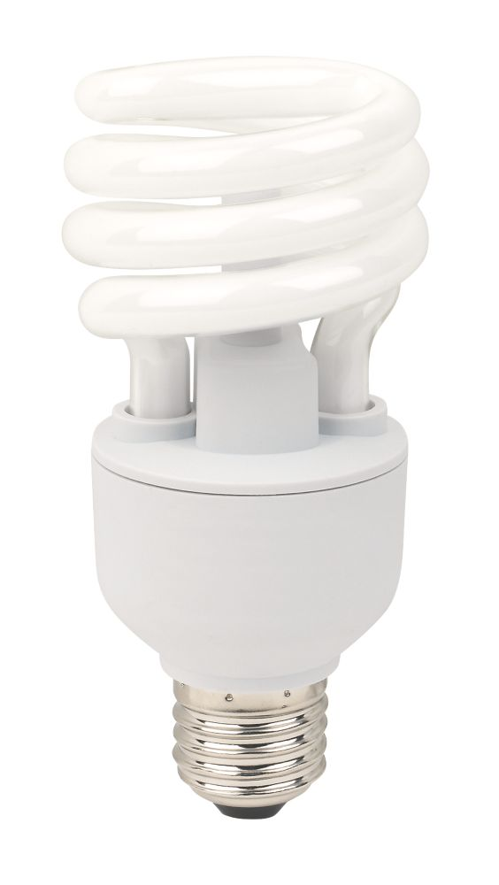 LightwaveRF 20W Spiral CFL Dimmable ES