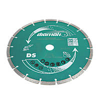Makita Segmented Diamond Blade 230 x 22.23mm