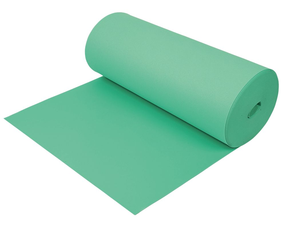 Economy Fire Retardant Foam Underlay 3mm