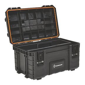 magnusson professional tool box 22 plastic toolboxes. Black Bedroom Furniture Sets. Home Design Ideas