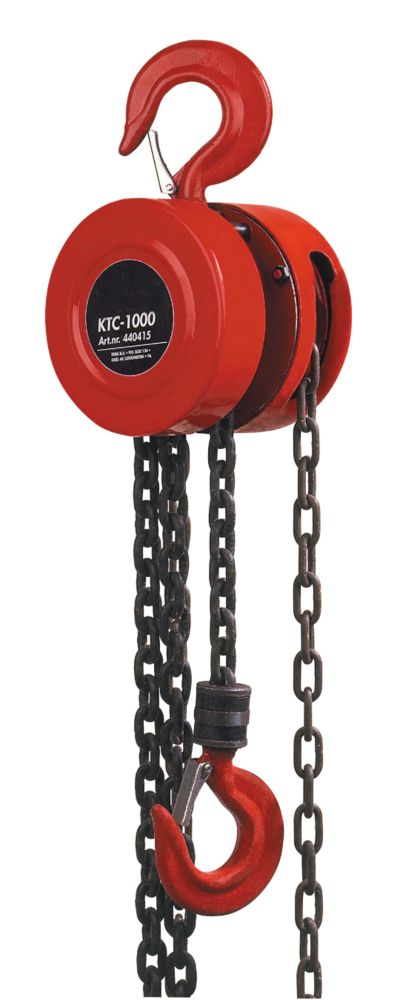 1-Tonne Heavy Duty Chain Block