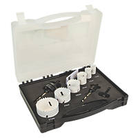 Makita Plumbers Holesaw Kit 8 Piece Set