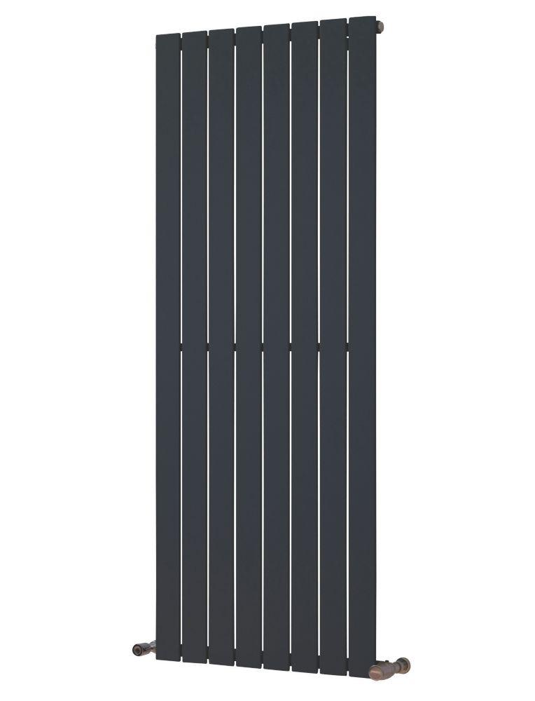 Oceanus Universal Designer Radiator Anthracite 1500 x 595mm 3201BTU