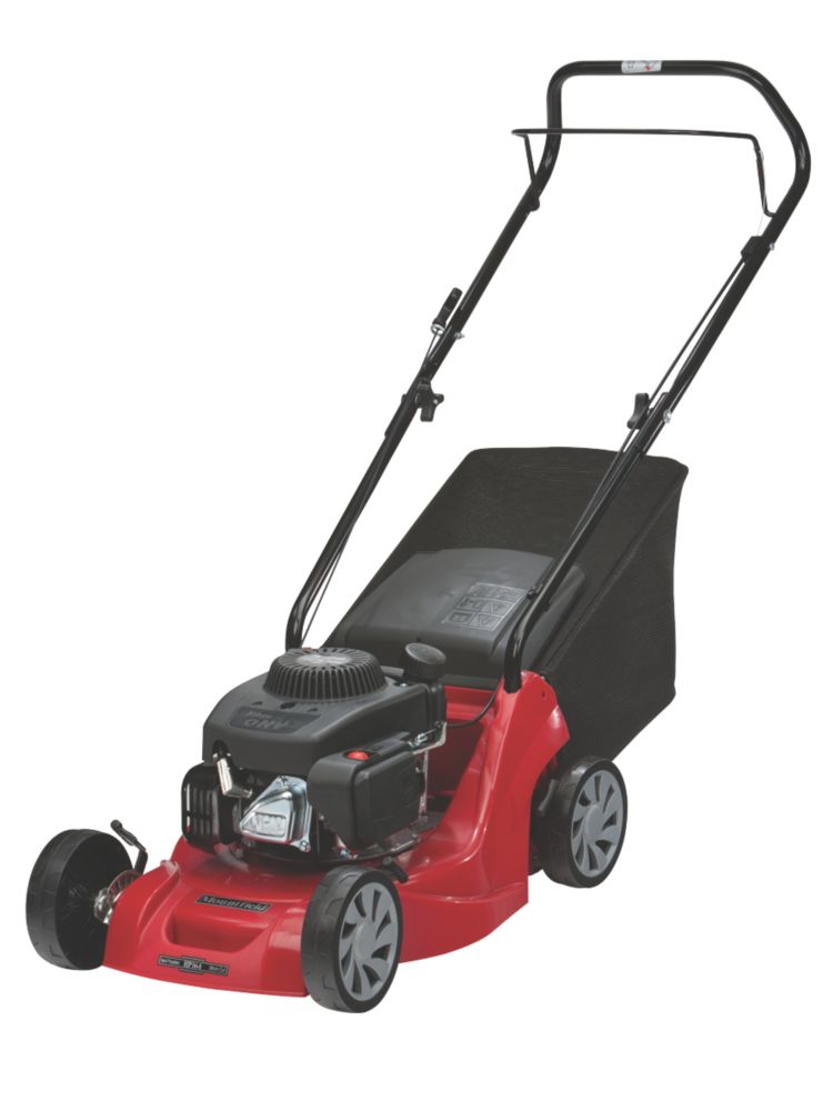 Mountfield HP164 39cm 2.72hp Push Rotary Lawn mower