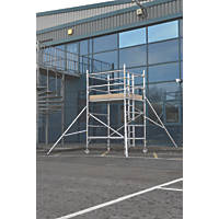 Lyte SF18DW22 Helix Double Width Industrial Tower 2.2m