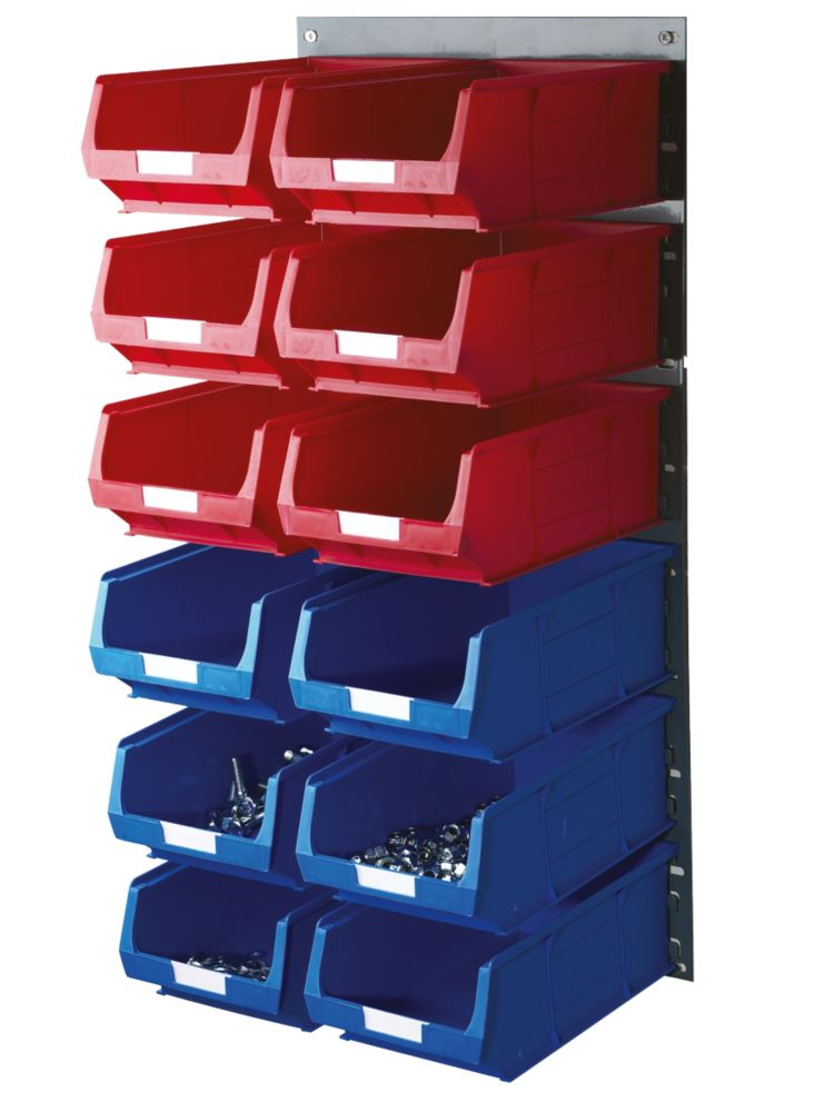 Extra Large Storage 12-Bin Kit