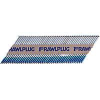 Rawlplug Galvanised Ring Shank Nails 2.8 x 51mm 1100 Pack