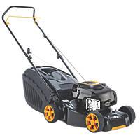 McCulloch M40-125 40cm 125cc Hand-Propelled Rotary Petrol Lawn Mower