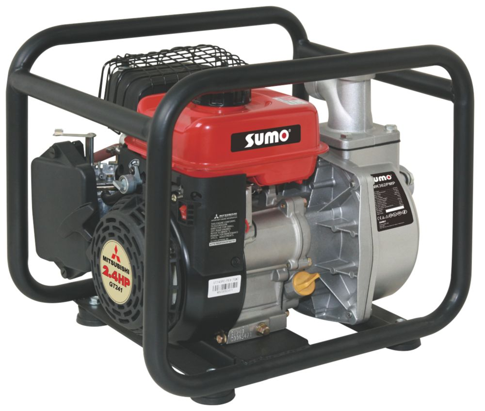 "Sumo 1½"" Petrol Clean Water Pump"