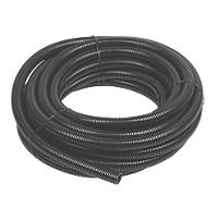 Adaptaflex Standard Weight Nylon Conduit 21mm x 10m Black