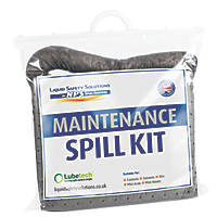 Lubetech  15Ltr Maintenance Spill Kit