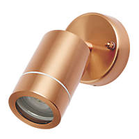LAP Bronx Adjustable Outdoor Wall Light Copper