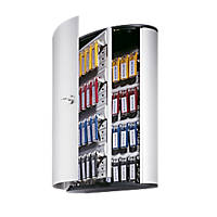 Durable 48-Hook Key Cabinet
